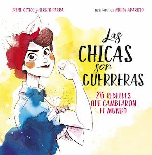 Las chicas son guerreras Irene Cívico y Sergio Parra