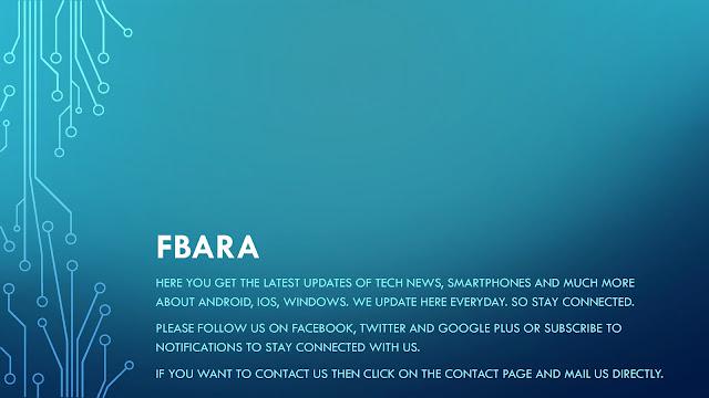 About Us - FBARA