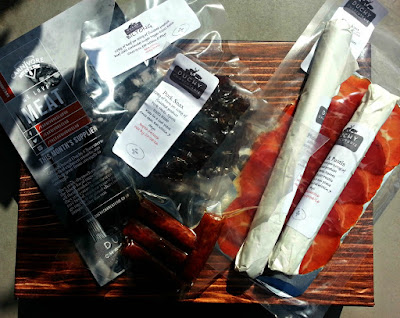 Products from the Carnivore Club Range