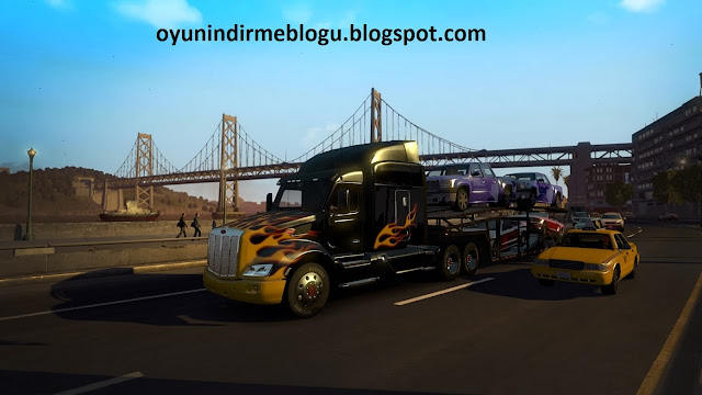 American Truck Simulator 2016 PC Download Crack
