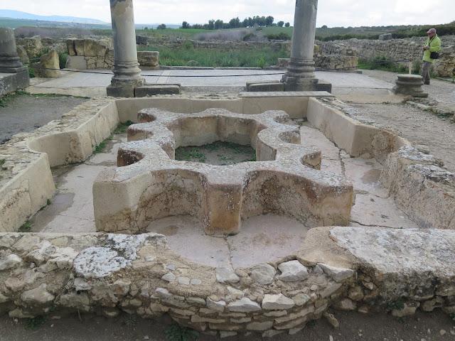 Ruinas romanas de Volubilis