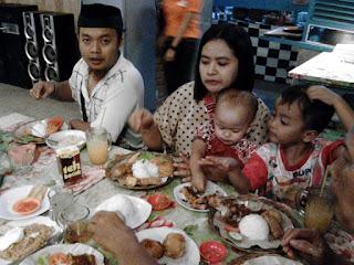 kanangan bulan Ramadhan - makan bersama keluarga - Lainnya