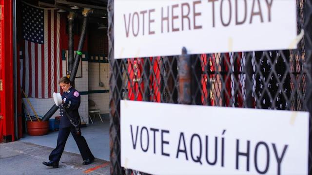 """Hackear las elecciones de EEUU es """"peligrosamente fácil"""""""