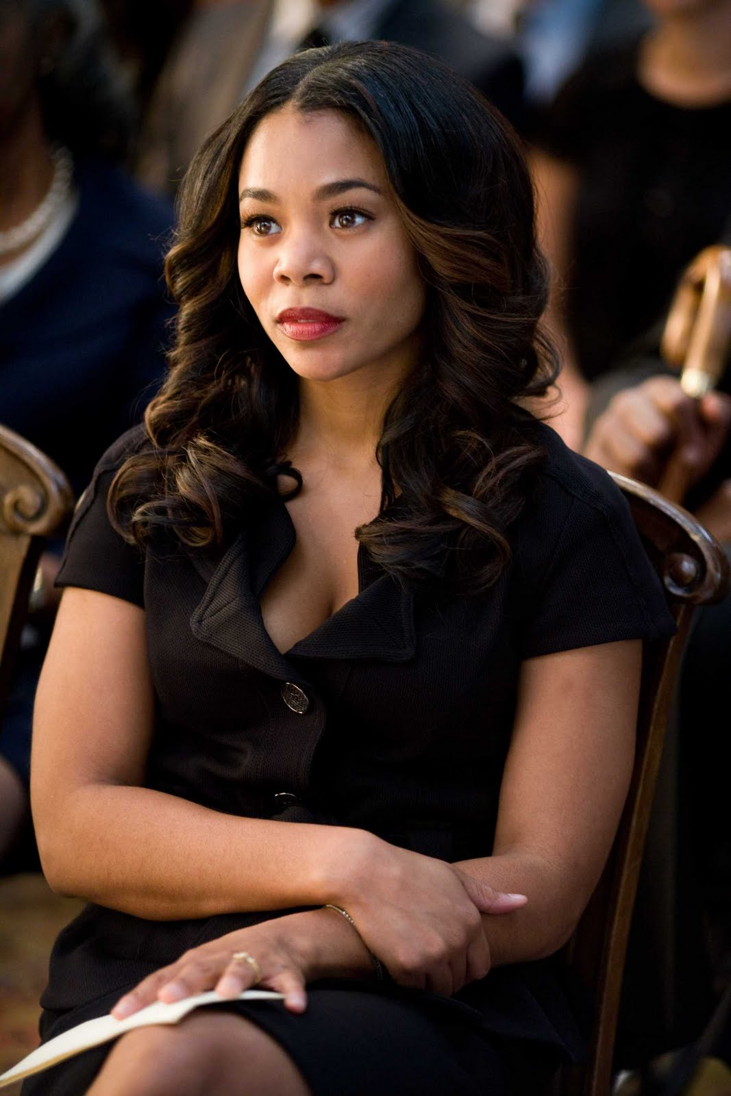 G C W: Regina Hall Wallpapers and Biography.