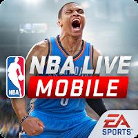 NBA Live Mobile v1.1.1 Apk Latest Version Terbaru