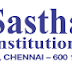 Sree Sastha Group of Institutions Chennai Wanted Doctoral Faculties