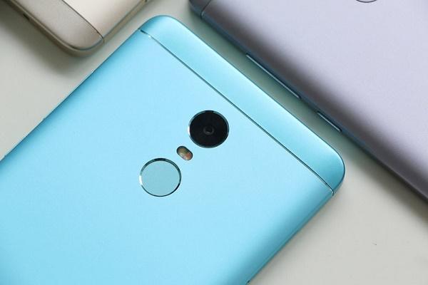 Camera Xiaomi Redmi Note 5