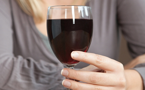 Have A Glass of Wine