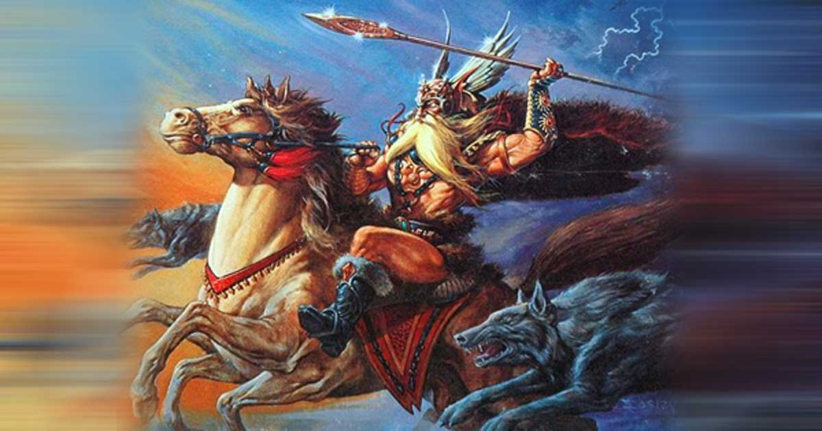 the origin of odin in norse mythology In norse mythology and religion, odin what is valhalla in norse mythology reason why the vikings were among the bravest and fiercest warriors in history.