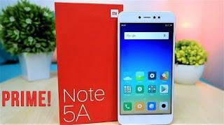 Xiaomi Redmi Note 5A Prime HP Android Sejuta Umat Jagokan Kamera Selfie
