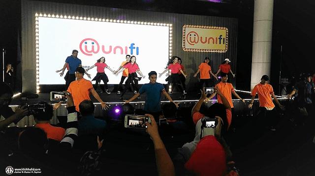 TM Unifi 2018, TM Convention Centre, Unifi,