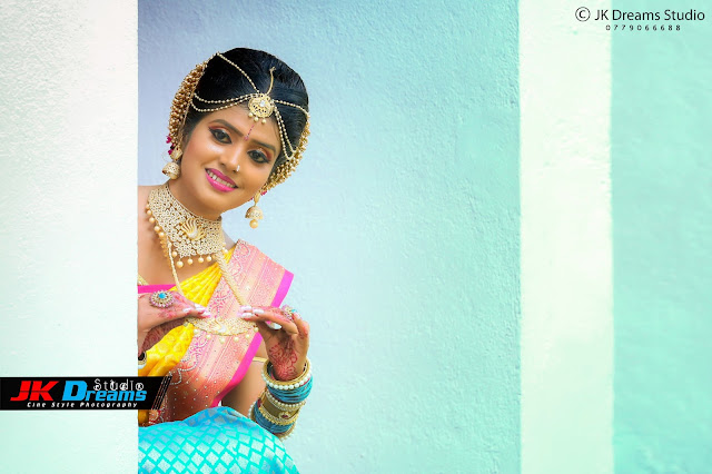 Wedding-Bride-Dressing-Shots-Wedding-Photography-STUDIO JK-Yogis-Beauty-Jaffna-Studio-Dream