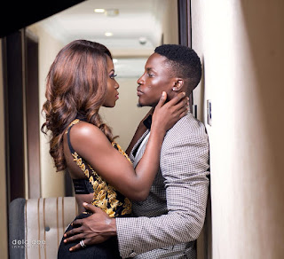 Bassey & Debie-Rise's 'Joy & Pain' Cover Photo Got Fan's Talking | See Comments