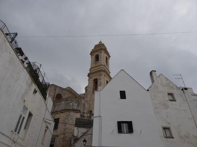 campanile della Chiesa madre di Locorotondo