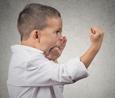 tips mengatasi anak yang pemarah