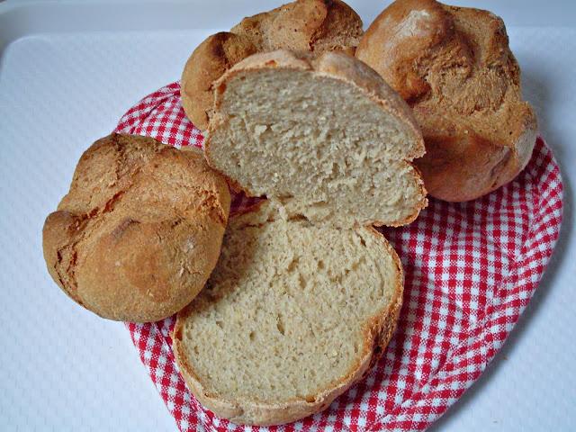 Zemičke od ražanog brašna