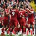 Liverpool 3 Southampton 0: Salah ends goalless run as Reds make best Premier League start