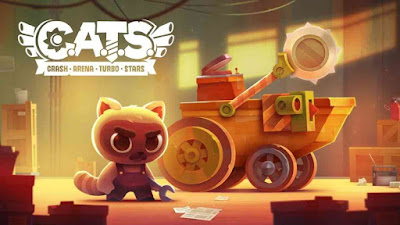 CATS: Crash Arena Turbo Stars Mod Apk Download