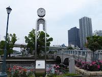 中之島公園 時計