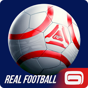 Real Football Mod Apk Unlimited Money 1.4.0 Terbaru