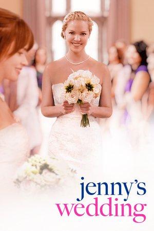 Poster Jenny's Wedding 2015