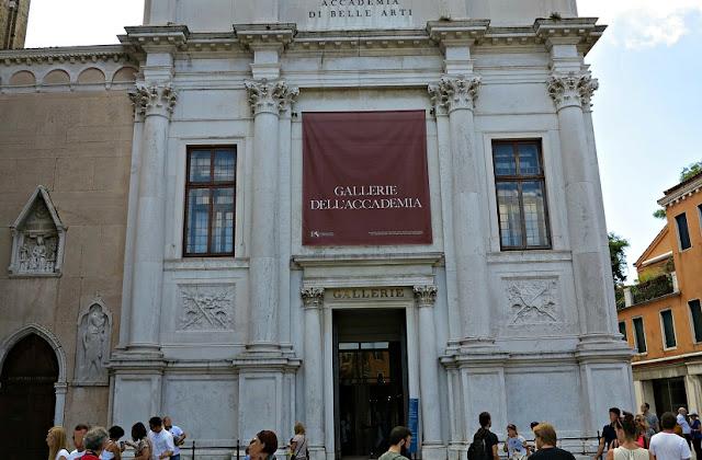 Galleria Academia em Veneza