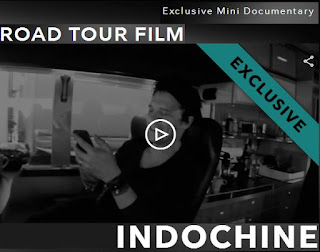El mini documental de Indochine: Road Tour Film