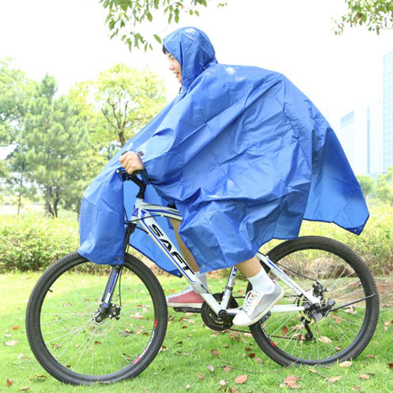 Плащи для велосипедиста