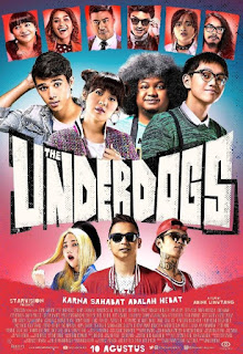 Sinopsis The Underdogs (2017) Pemain, Review, Trailer