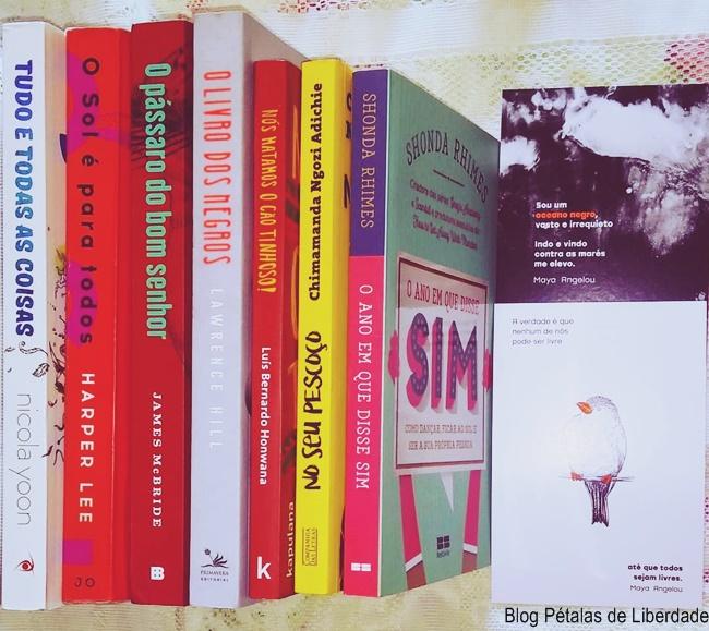lista, livros, autores-negros, personagens-negros, dia-da-Consciencia-Negra