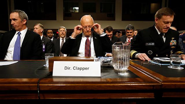 """Director de Inteligencia de EE.UU. al Senado: """"Rusia tuvo intención de influir en las elecciones"""""""