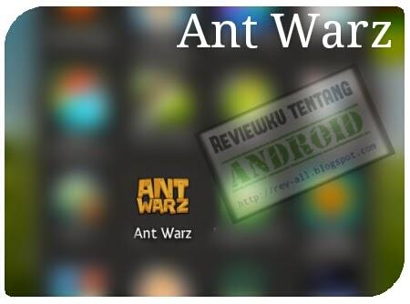 Ikon game android Ant Warz - bangun koloni semut yang kuat dan jadilah pemenang (rev-all.blogspot.com)