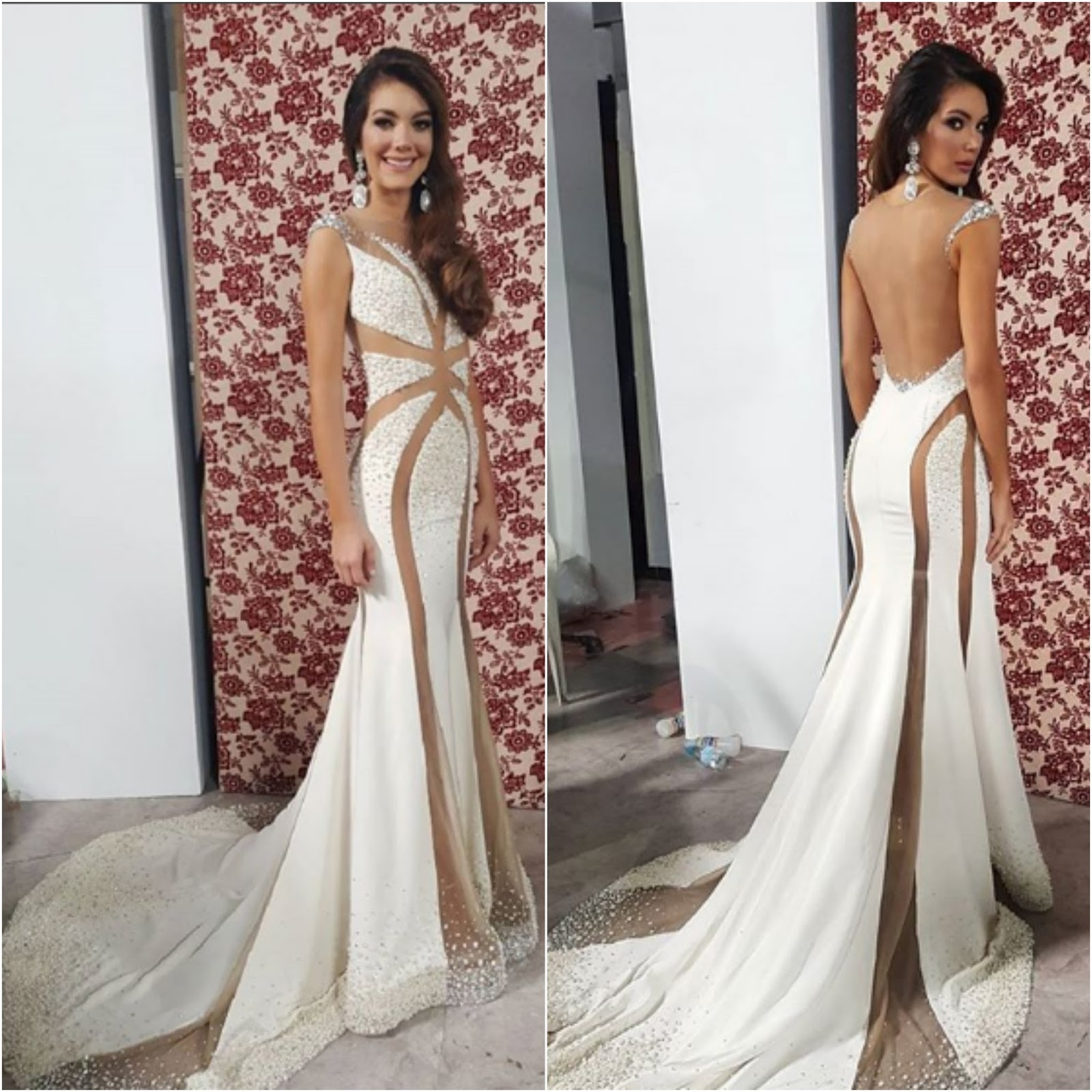 SASHES AND TIARAS.....Miss Venezuela 2017 Finals: Winner + TOP 15 ...