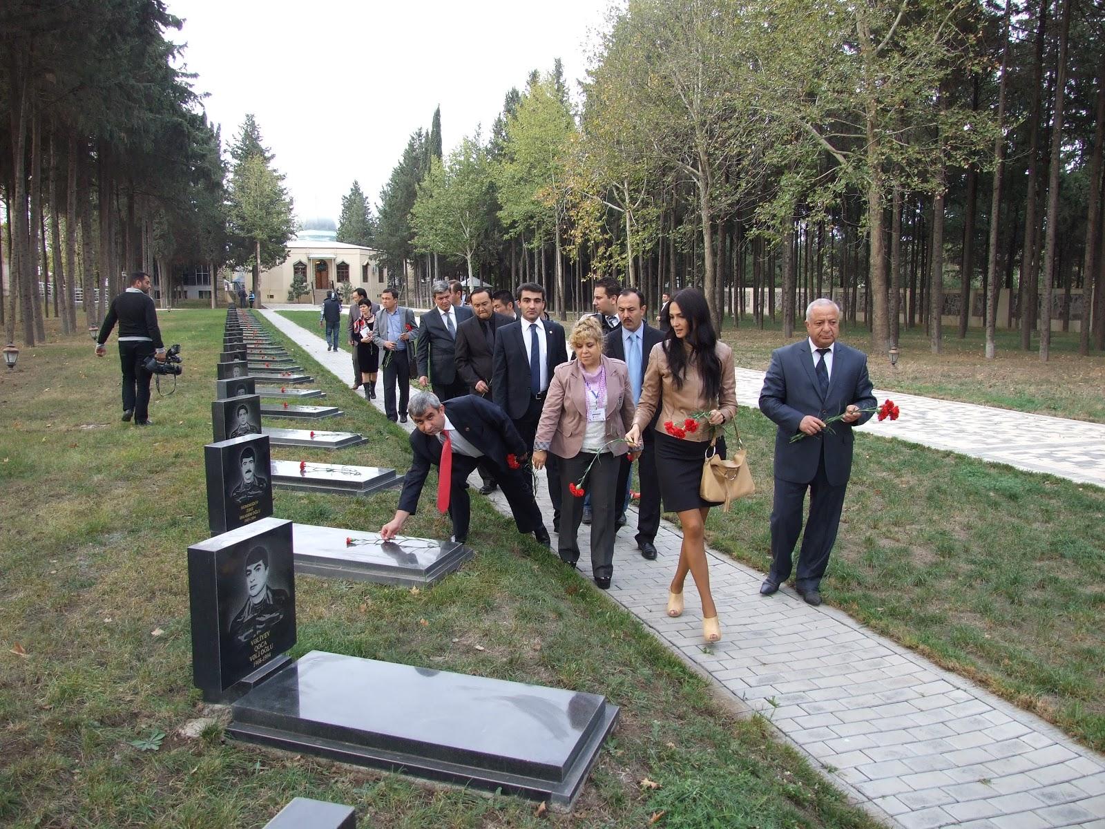 kircali: Rafet Ulutürk'ün Azerbaycan gezisinden notlar