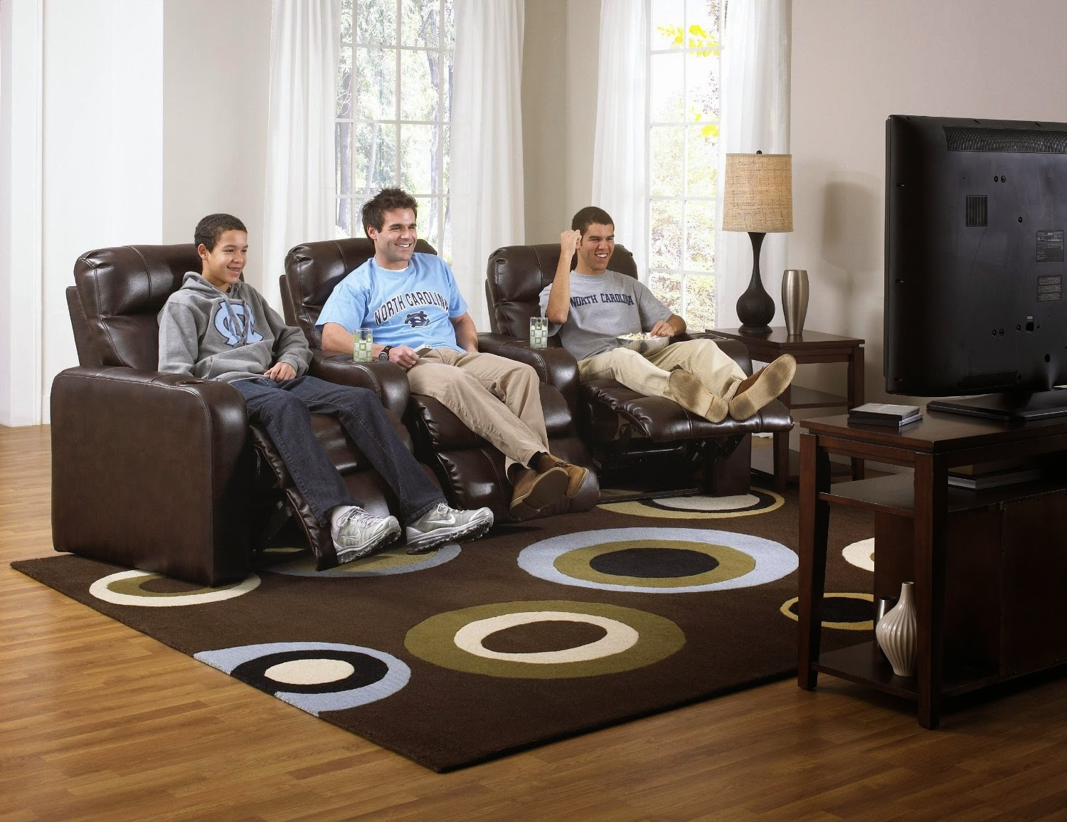 Alliance 3-Seat Curved Leather Recliner Sofa Reviews & Sofa Recliner Reviews: March 2015 islam-shia.org