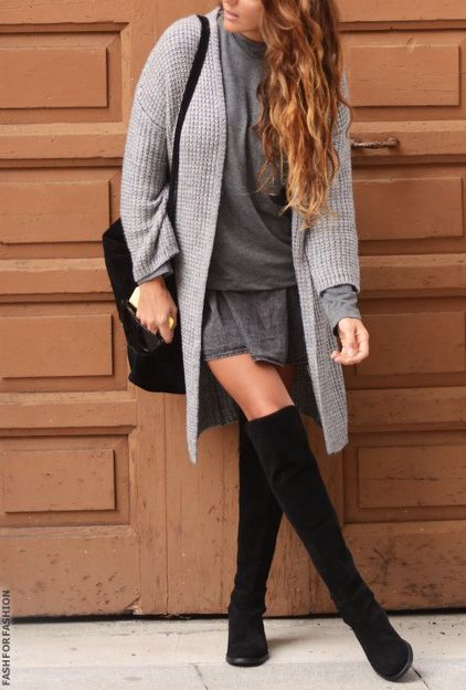 Red Chilli Lounge : How to wear Overknee boots Trend Report