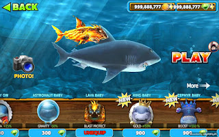 Hack Hungry Shark Evolution Mod Tiền Miễn Phí cho Android Hack-tien-hungry-shark