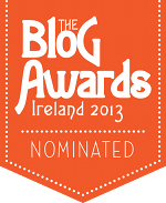 Nominated in Category of Best Blog in Diaspora