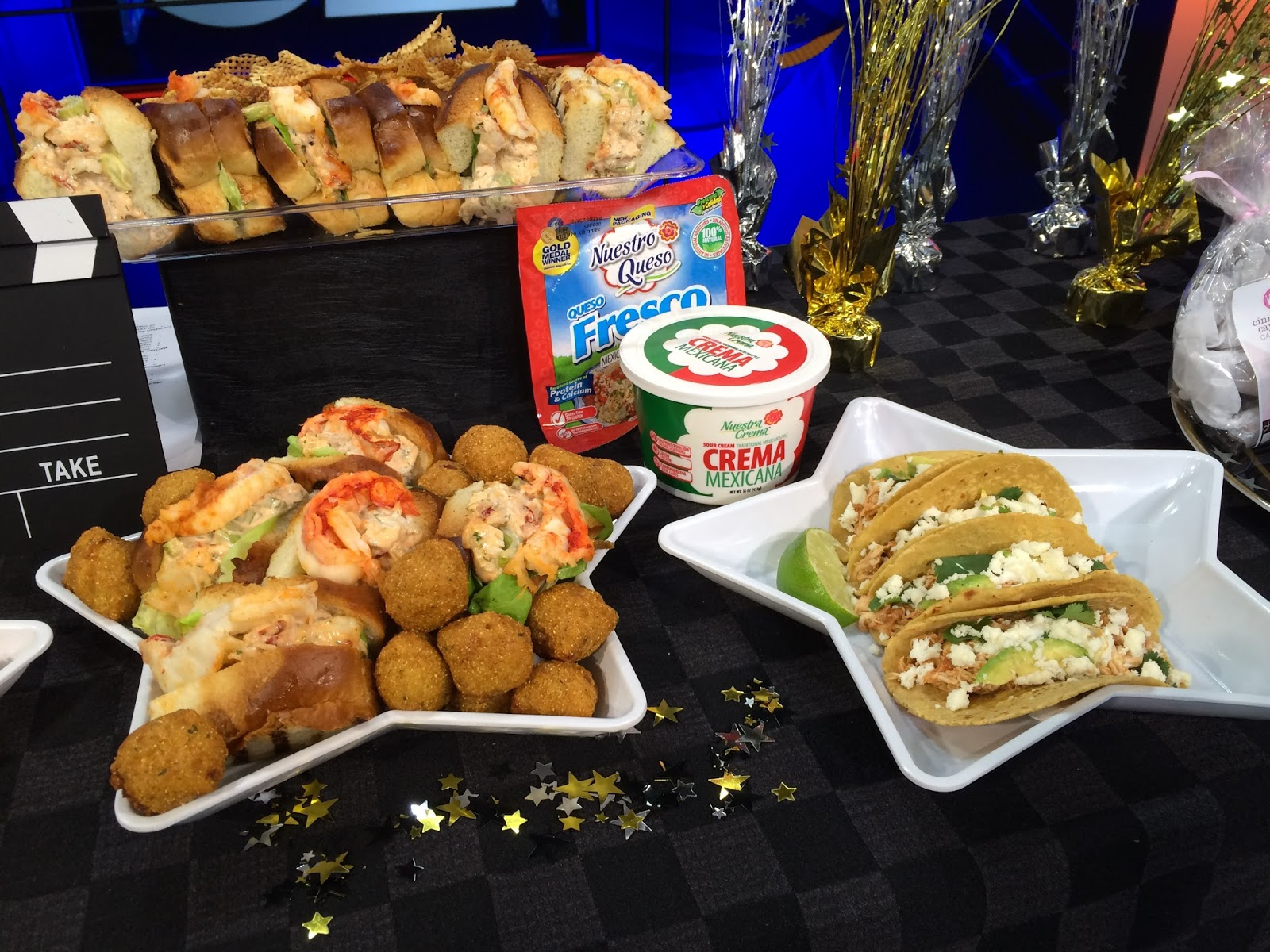 Celebrate Spring Party with Lobster Rolls from Lucky Fish | all dressed up with nothing to drink...