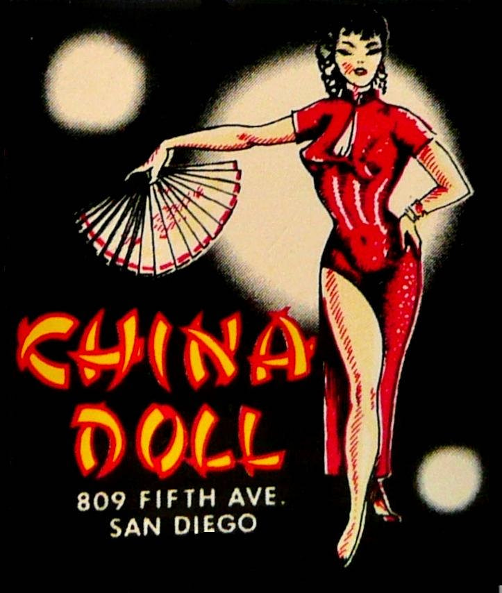 San Diego - China Doll !