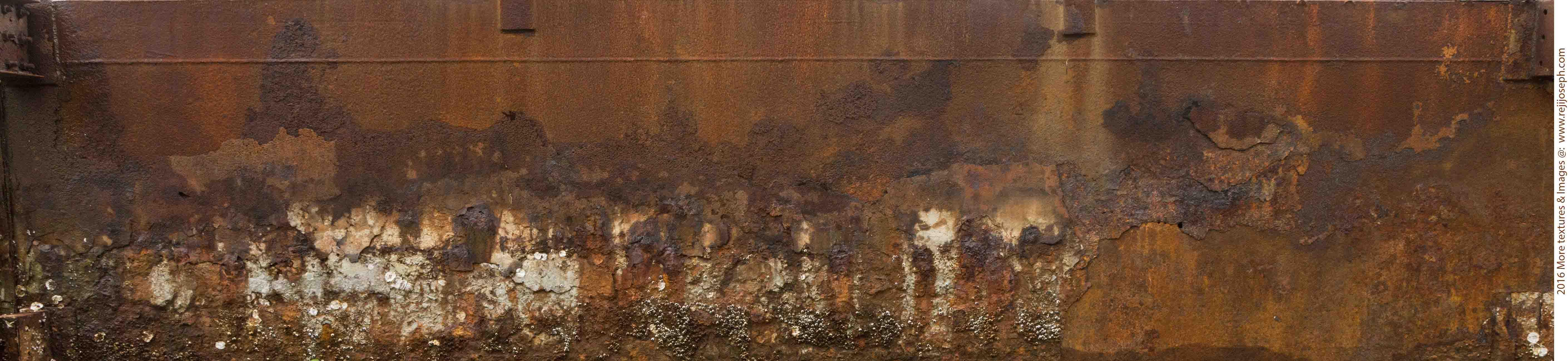 Rusty metal texture 00009
