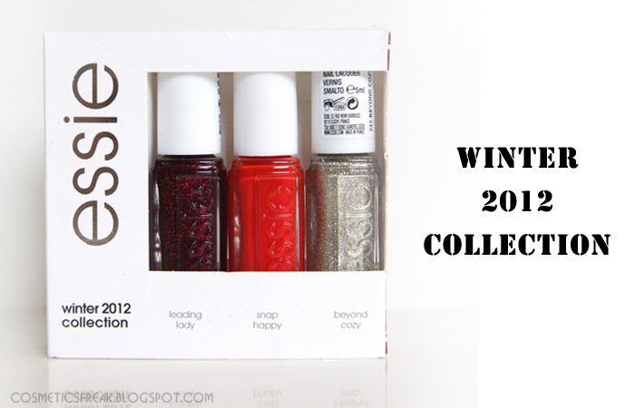 ESSIE - WINTER COLLECTION 2012