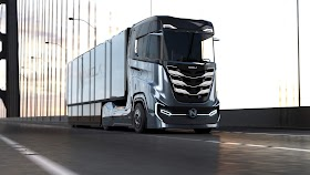 Nikola Launches Stunning Truck for European Market