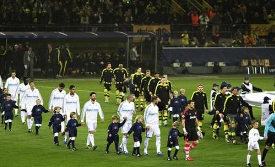 Jelang Laga Borussia Dortmund vs Real Madrid 28 September 2016