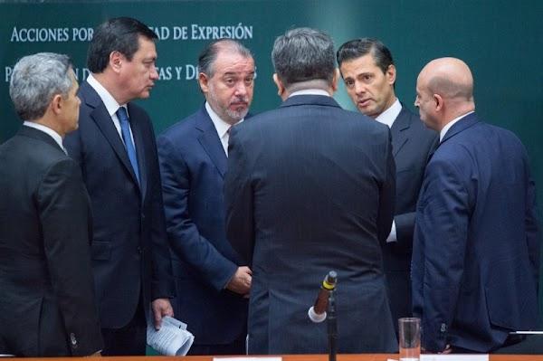 El PRI y EPN quieren imponer a Cervantes como Fiscal para que les cuide la espalda.