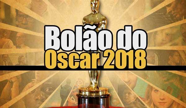 Bolão do Oscar 2018