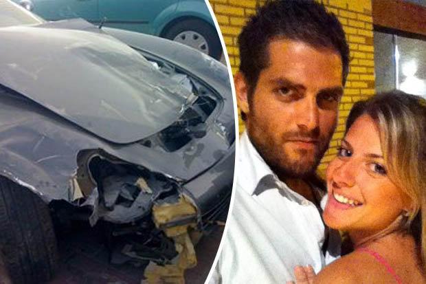 Kecelakaan mobil membuat pria kaya ini bertobat & beramal