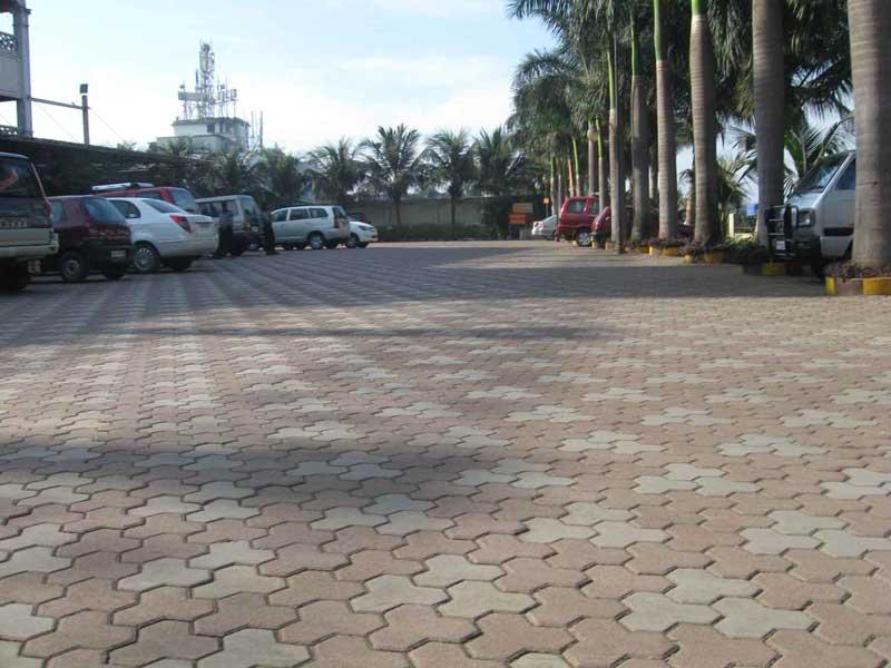 Paving Block Tri Hex : Jual Paving Block Graha Raya Bintaro Tangerang  PAVINGCONBLOCK.COM