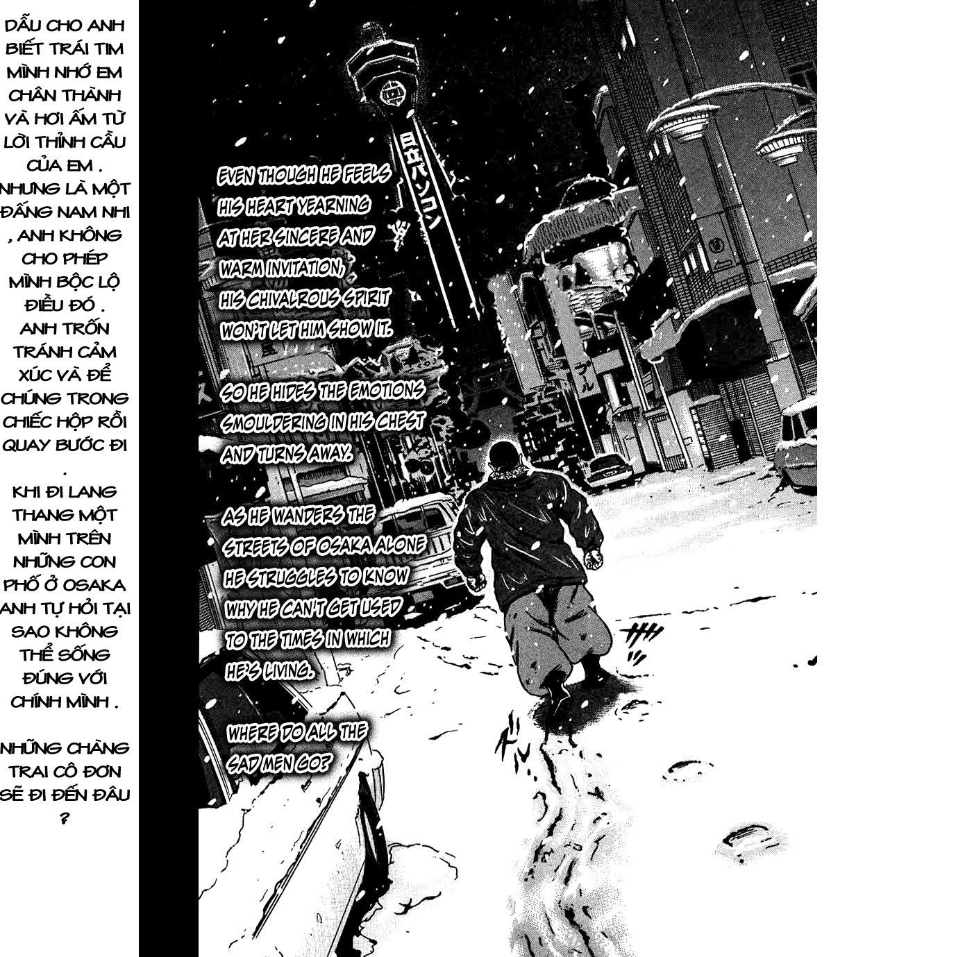 Oyaji chap 13 trang 22