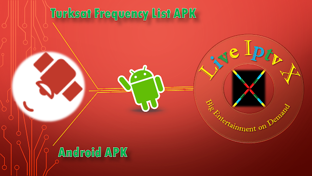 Turksat Frequency List APK